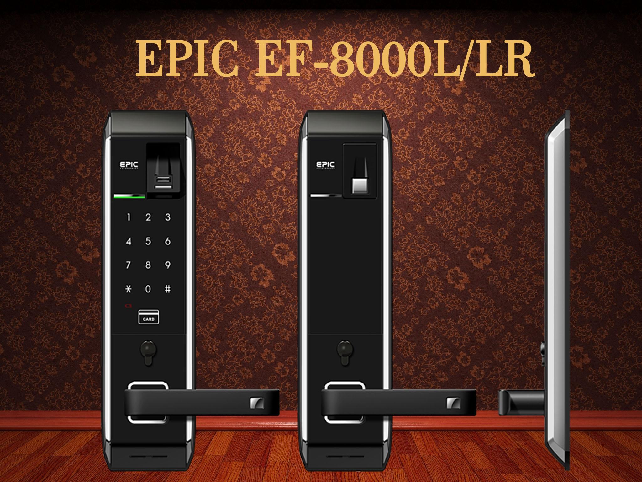 khóa vân tay Epic EF8000